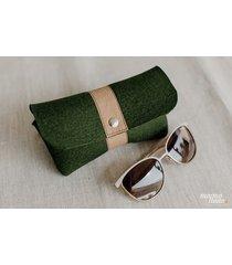 marmollada - etui filcowe na okulary leśne + b
