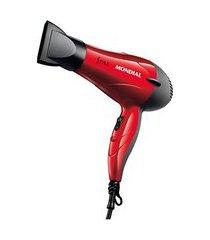 secador de cabelo mondial style sc-11 127v