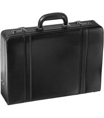 mancini business collection expandable attache case