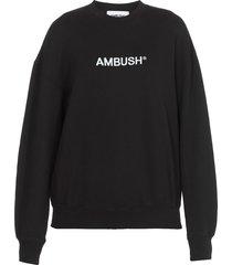ambush logo sweatshirt