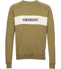 hike sweatshirt sweat-shirt trui groen forét