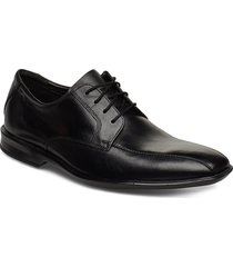 bensley run shoes business laced shoes svart clarks