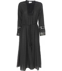 forte forte long-sleeved long dress