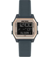 relógio digital mormaii luau feminino