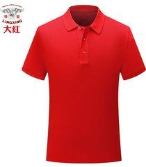 algodón camiseta de manga corta camiseta de seda para hombre