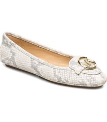 lillie moc ballerinaskor ballerinas grå michael kors shoes