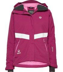 kelo w+ dx ski jacket outerwear sport jackets lila halti