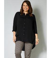 blouse sara lindholm zwart