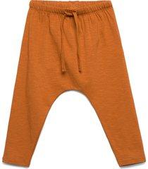 hailey pants byxor orange soft gallery