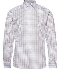 slim fit business poplin shirt overhemd casual wit eton