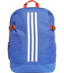 maleta azul adidas 3 rayas power dy1970  envio gratis*