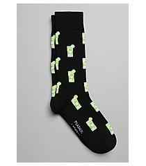 jos. a. bank limeade dress socks, 1-pair