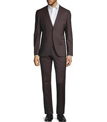 extra slim-fit trabaldo togna wool suit