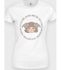 koszulka znak zodiaku - baran