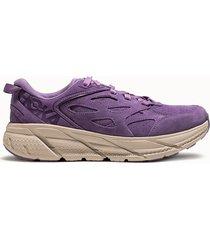 hoka one one sneakers clifton l colore viola