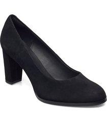 kaylin cara 2 shoes heels pumps classic svart clarks