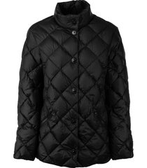 burberry oswestry diamond quilted down-filled jacket