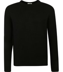 saint laurent classic ribbed sweater