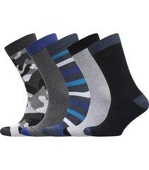 5p sock noos essential underwear socks regular socks blå björn borg