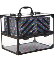 caboodles neat freak 6-tray train case