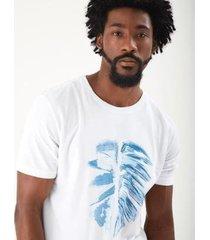 t-shirt zinzane costela local stone masculina - masculino