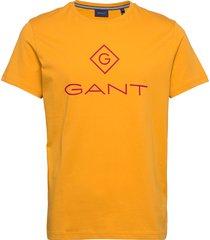 d1. color lock up ss t-shirt t-shirts short-sleeved gul gant