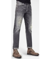 men's 3301 straight tapered jeans