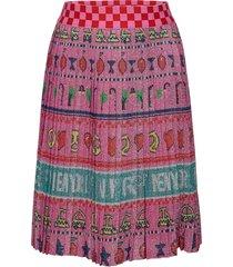 skirt kjol rosa little marc jacobs