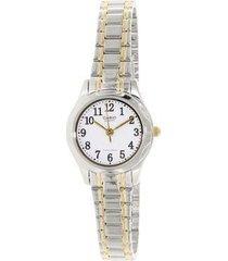 reloj casio kcasmtp-1275sg-7b-plateado