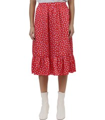 marc jacobs the red heart skirt