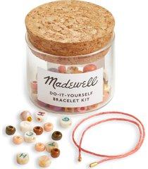 women's madewell do it yourself bracelet kit