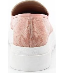 zapatos casuales para mujer marca beira rio color rosado beira rio - rosa