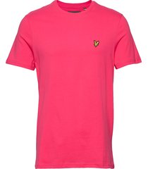 crew neck t-shirt t-shirts short-sleeved rosa lyle & scott