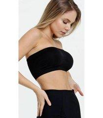 sutiã feminino tomara que caia faixa sem bojo marisa - 10026629285 - feminino