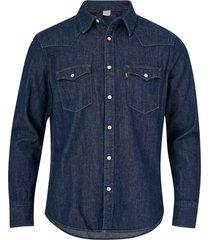 skjorta barstow western standard red c