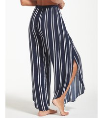 summer sea bound stripe pant