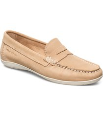 natasha 1a loafers låga skor beige marc o'polo footwear