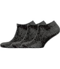 men's knit in-shoe s ankelstrumpor korta strumpor svart emporio armani