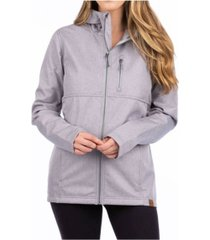 liv outdoor livy hooded softshell jacket