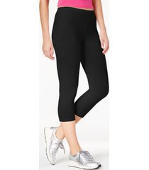 hue women's capri leggings