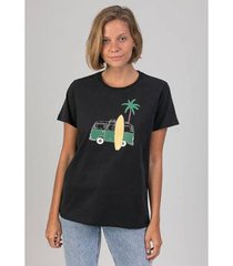 camiseta surf trip melty - feminino