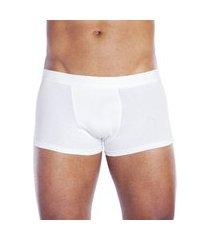 cueca sunga boxer cotton com elastano lupo