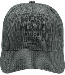 bonã©  estruturado mormaii cinza - cinza - masculino - dafiti