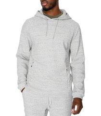 men's 7 diamonds restoration hoodie, size xx-large - grey