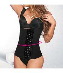 body shaping corsetto hot shaper vita dimagrante allenatore di esercitazione della maglia per le donne