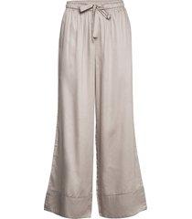 rana pants pyjamasbyxor mjukisbyxor grå underprotection