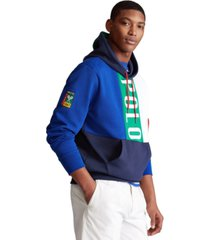 polo ralph lauren men's polo tennis hoodie