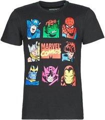 t-shirt korte mouw yurban marvel group