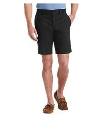 traveler collection tailored fit twill shorts by jos. a. bank