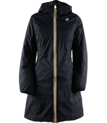 charlene thermo krinkle double jacket